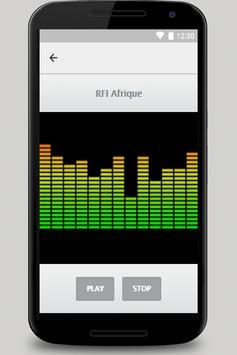 Burundi Radio screenshot 2
