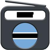 Botswana Radio music news mp3 songs icon