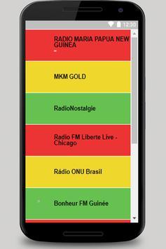 Radio guinea poster