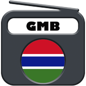 Radio Gambia free mp3 icon