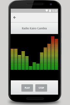 Radio Gambia free mp3 screenshot 1