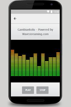Radio Gambia free mp3 screenshot 2