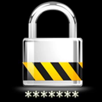 Password management - passwords save keys apk screenshot