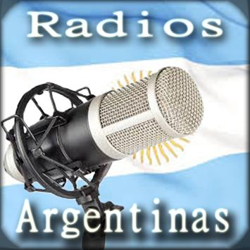 Free Radios Argentinas on line AM and FM poster