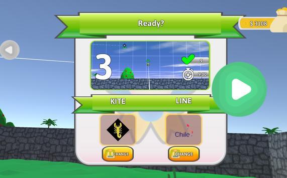 Soltar Pipas - Lutando no ar apk screenshot