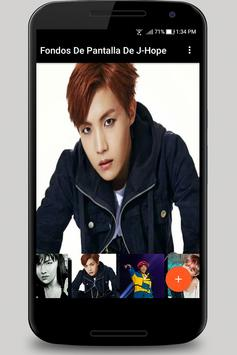 Images and Backgrounds of J-Hope BTS screenshot 1
