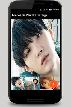 Photos  and Backgrounds of Suga BTS poster
