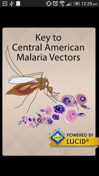 Malaria Vectors poster