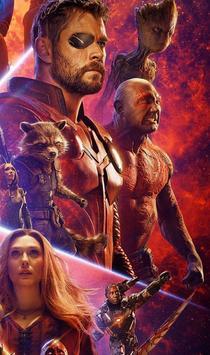 Infinity War Wallpaper HD स्क्रीनशॉट 11