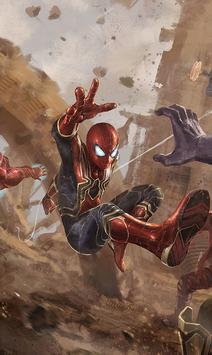 Infinity War Wallpaper HD स्क्रीनशॉट 4