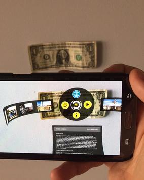 Kasa Mobile Augmented Reality poster