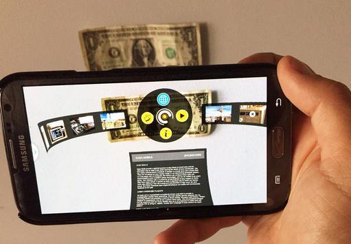 Kasa Mobile Augmented Reality screenshot 1