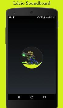 Soundboard for Lucio poster