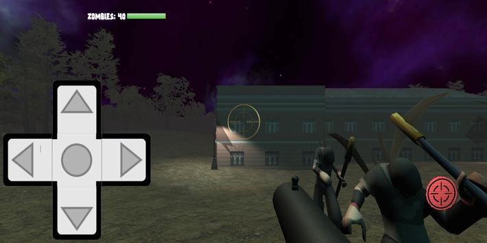Zombie Party VR apk screenshot