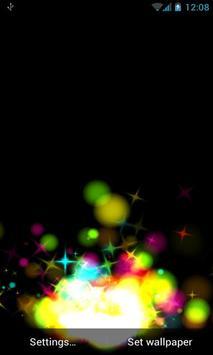 Crazy Colour Live Wallpaper screenshot 3