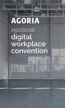 Agoria Digital Workplace poster
