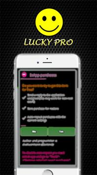 Lucky Pro Master - Prank poster