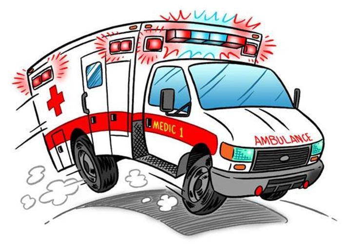 Один, картинки водителю скорой помощи