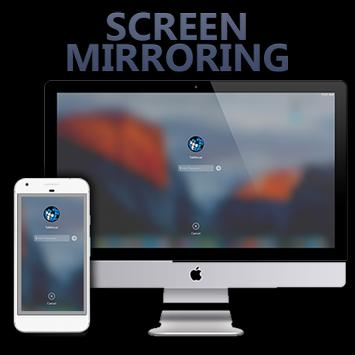 Screen Mirroring - Wifi Assist poster