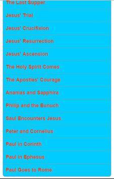 Bible Stories apk screenshot