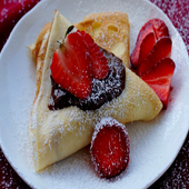 Resep Crepes Rumahan icon