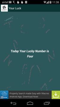 Your Luck apk screenshot