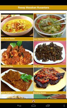 100 Resep Masakan Indonesia poster
