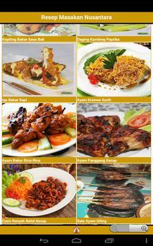 100 Resep Masakan Indonesia apk screenshot