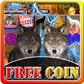 WIld Wolf Slot Casino icon