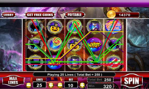 Free Wizard of Oz Slots Machine screenshot 6