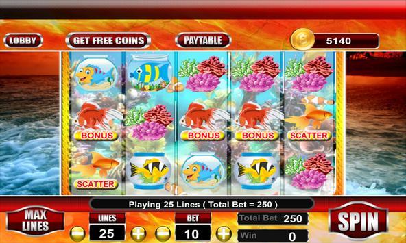 Goldfish Slots Casino screenshot 5