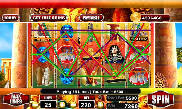 Lady of Egypt Slot Free screenshot 19
