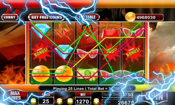 Reel Rich Devil Slot screenshot 3