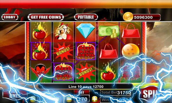 Reel Rich Devil Slot screenshot 14