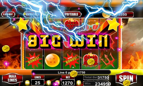 Reel Rich Devil Slot screenshot 5