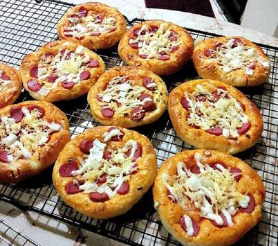 Aneka Resep Pizza Rumahan apk screenshot