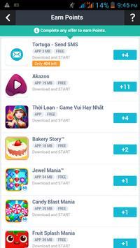 Lucky Reward apk screenshot