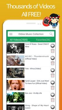 Oldies Music Collection screenshot 12