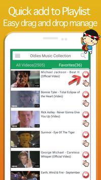Oldies Music Collection screenshot 1