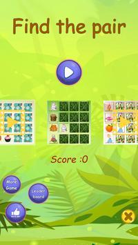 Match Up Find the Pair screenshot 4