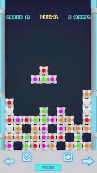 Brik Block Puzzle NeoTetrix poster