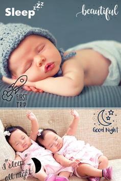Baby Pics Photo Editor poster