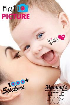 Baby Pics Photo Editor screenshot 1