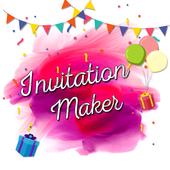 Invitation Card Maker : Flyer Creator icon