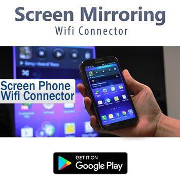 Screen Mirroring Wifi Connect screenshot 1