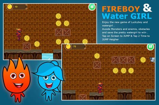 RedBoy and BlueGirl World Temple screenshot 1