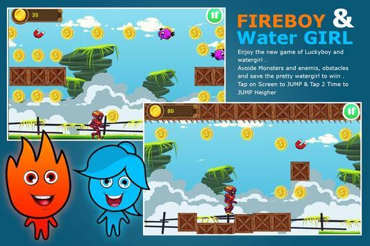 RedBoy and BlueGirl World Temple screenshot 2