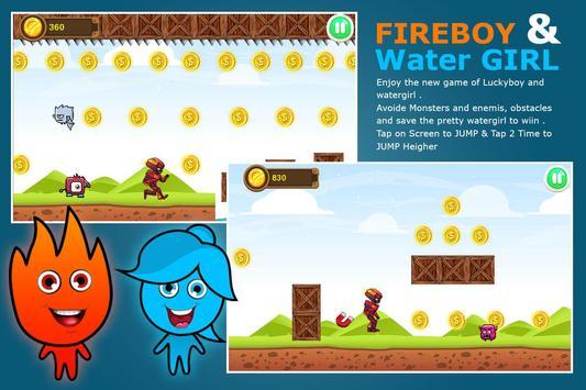 RedBoy and BlueGirl World Temple screenshot 6