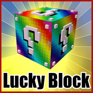 Lucky Block mod for MCPE : new screenshot 3
