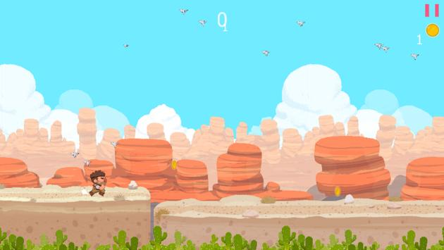 Desert Run screenshot 1